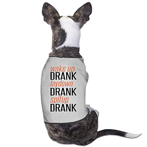 Price comparison product image YRROWN Wake Up Drank Laydown Drank Spitup Drank Dog Sweater