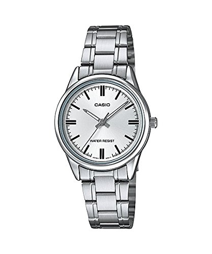 Steel Womens White Dial - 5