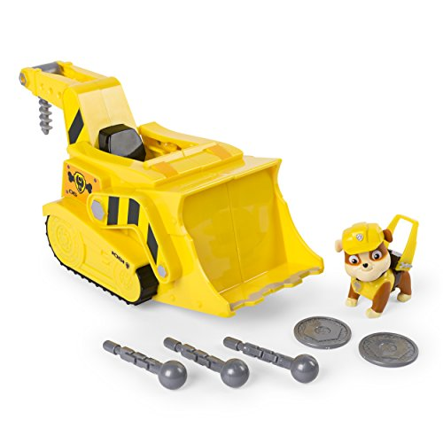 Paw Patrol – Flip & Fly Rubble, 2-in-1 Transforming Vehicl