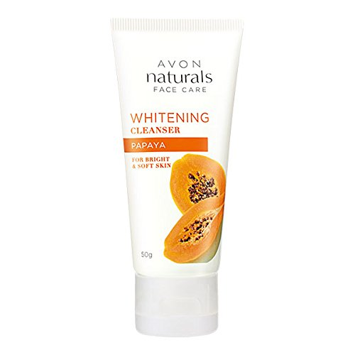 Avon Papaya Whitening Cleanser 50g