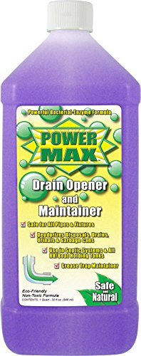Valterra V11001 'Power Max' Drain Opener and Maintainer - 32 oz. Bottle