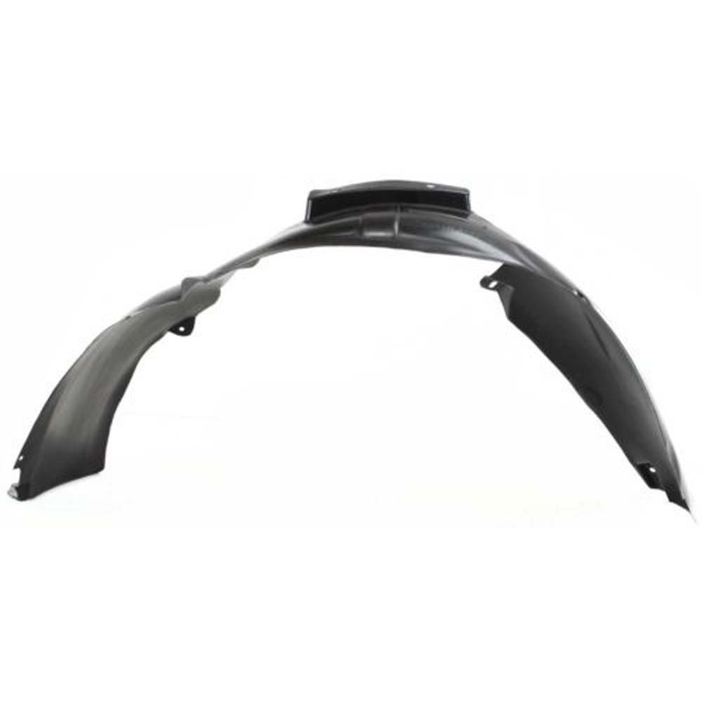 OE Replacement Dodge Caliber Front Driver Side Fender Splash Shield (Partslink Number CH1250131) Unknown