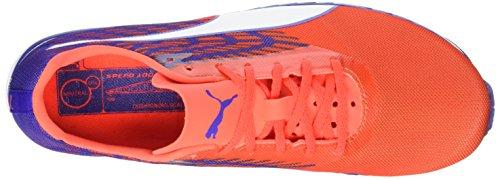 Blue Red Ignite Speed para R 100 Wn 01 Rojo Running Puma Zapatillas Blue de Mujer 01red q7Ppx