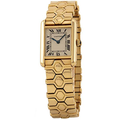 Cartier Tank Louis Cartier Quartz Female Watch Unknown (Certified Pre-Owned)