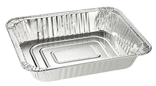 Emmner Disposable Steam Table Pans For Baking Roasting