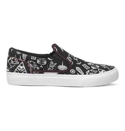 DC Shoes Trase SP - Slip-on Schuhe Für Männer ADYS300185 Negro