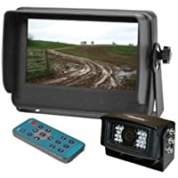 A&I Products - PART NO: A-CWT7M1C. WEATHERPROOF TOUCH BUTTON CABCAM VIDEO SYSTEM