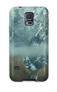 LindaOlgaa Perfect Tpu Case For Galaxy S5/ Anti-scratch Protector Case (road)