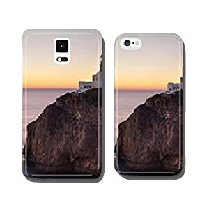 Lighthouse at sunset cell phone cover case Samsung S6