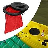 Diydeg Kayak Accessory Durable Round Lid, Kayak