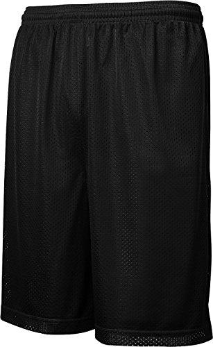 Sport-Tek - PosiCharge Classic Mesh Shorts. ST510 - Large - Black