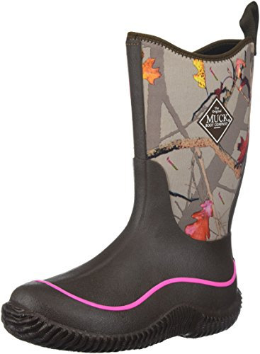 Muck Hale Multi-Season Kids' Rubber Boots (Boys Muck Snow Boots)