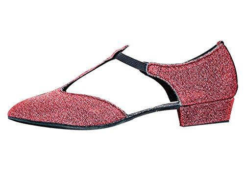 Colours Katz Ballroom Salsa Cerco Ladies Sandal Jive By Dancewear Leather Girls Shoe Red Greek Dance All Glitter Glitter Teaching I7rwIqCx