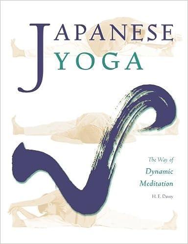 Amazon Fr Japanese Yoga The Way Of Dynamic Meditation