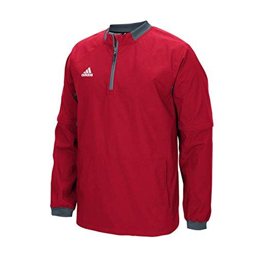 Adidas Man Fielders Val Konvertibla Jacka Pwrred / Onix