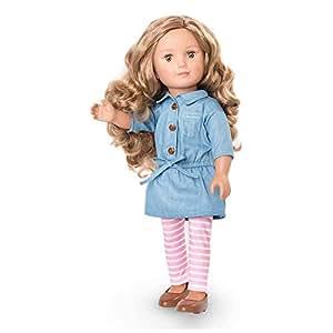 HG Siba Doll - 18 inch, TP100090