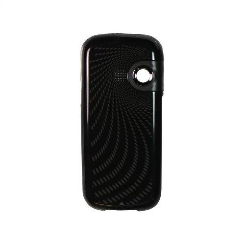 LG Cosmos VN250 Black OEM Genuine Standard Back Cover Battery Door (Vn250 Battery Lg)