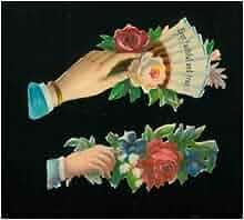 """Mani con frasi augurali o dediche su """"mazzi di fiori"""" : Devotion, A"""