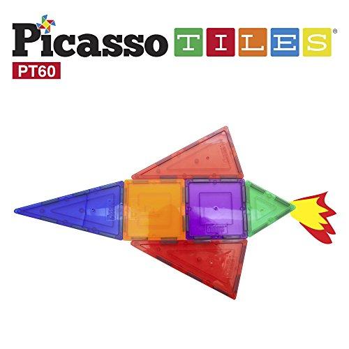 Детский игровой наряд PicassoTiles 60 Piece