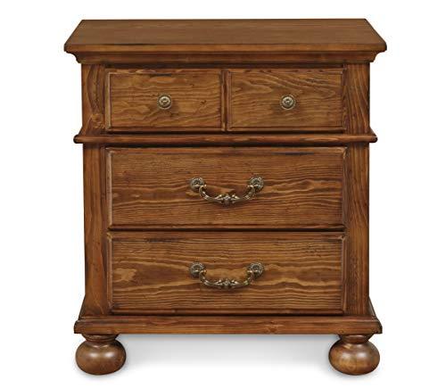 New Classic 00-401-040 Cumberland Nightstand, Antique Pine