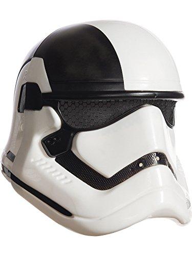 Clone Trooper 2 Piece Helmet - Rubie's Star Wars Episode VIII: The Last Jedi, Child's Executioner Trooper 2-Piece Mask