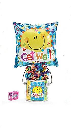 (Get Well Soon Paint Can (Get Well Soon Sunshine))