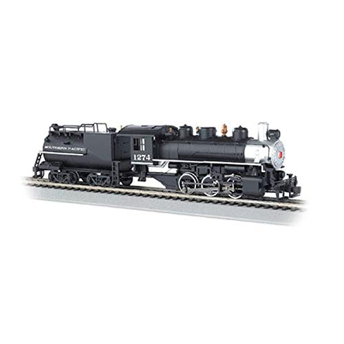 Bachmann Industries Trains Usra 0-6-0 With Smoke & Vanderbilt Tender Southern Pacific #1274 Ho Scale Steam Locomotive