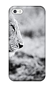 Susan Rutledge-Jukes's Shop New Style 6695123K676266448 animals and animal lion Anime Pop Culture Hard Plastic iPhone 5/5s cases