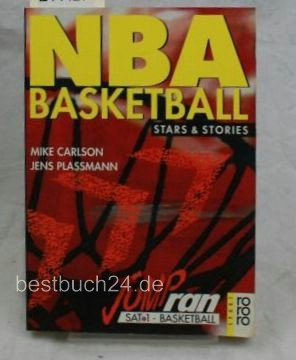 NBA-Basketball Taschenbuch – 1994 Mike Carlson Jens Plassmann Rowohlt Tb. 349919435X