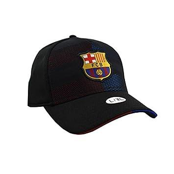 Gorra Grid Nº 1 L/XL FC. Barcelona - Producto Licenciado - Talla L/XL Adulto Regulable - Polyester 100%: Amazon.es: Deportes y aire libre