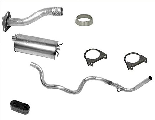 exhaust system for ford ranger - 7