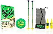 Bottle Bash Standard Outdoor Game Set – New Fun Disc Toss Game for Family Adult & Kid to Play at Backyard