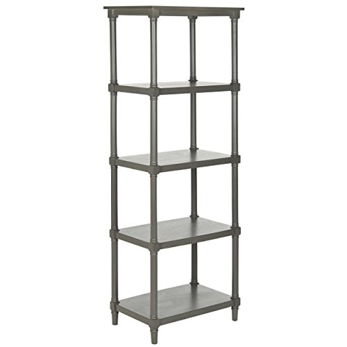 Safavieh American Homes Collection Odessa Grey 5 Tier Bookcase Review