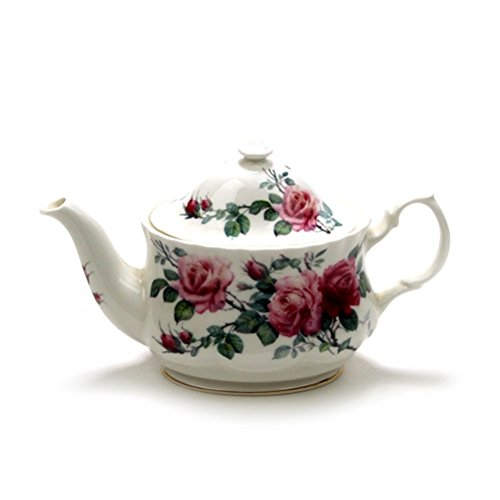 English Rose by Roy Kirkham, China Teapot