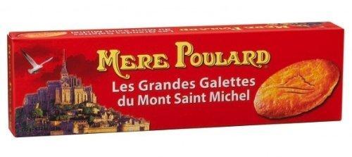 Mere Poulard Galettes du Mont St Michel - x 3 boxes
