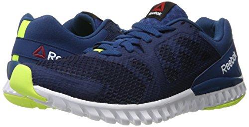 Reebok-Mens-Twistform-Blaze-20-Mtm-Running-Shoe-Noble-BlueCollegiate-NavyWhiteSolar-Yellow-115-M-US
