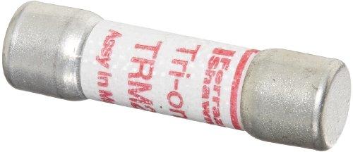 (Mersen TRM Tri-Onic Time-Delay Midget Fuse, 250VAC, 10kA, 20 Ampere, 13/32