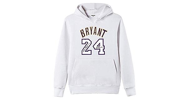 SQS Hombres Camiseta De Kobe Bryant Frijol No.24 Flojos ...