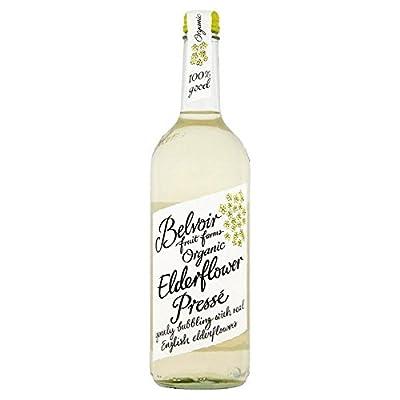 Belvoir Organic Elderflower Presse - 750ml (25.36fl oz)