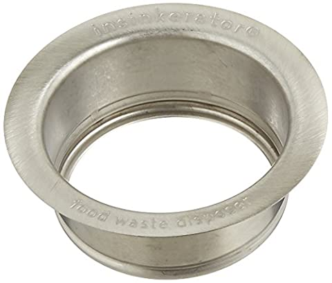 InSinkErator FLG-SSB Sink Flange, Brushed Stainless Steel