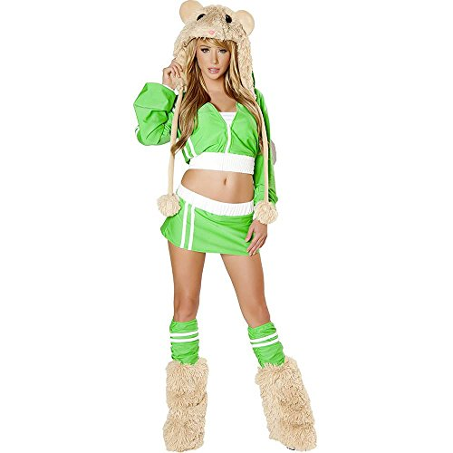 MC Hamster Track Suit Costume