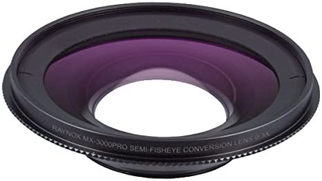 0.3X High Grade Fish-Eye Lens for The Canon XA25