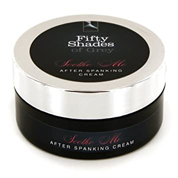 com fifty shades of grey sensual care soothe me after fifty shades of grey sensual care soothe me after spanking cream 50ml by lovehoney