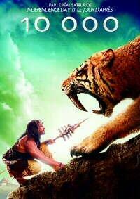 10.000 BC -  DVD, Roland Emmerich, Steven Strait