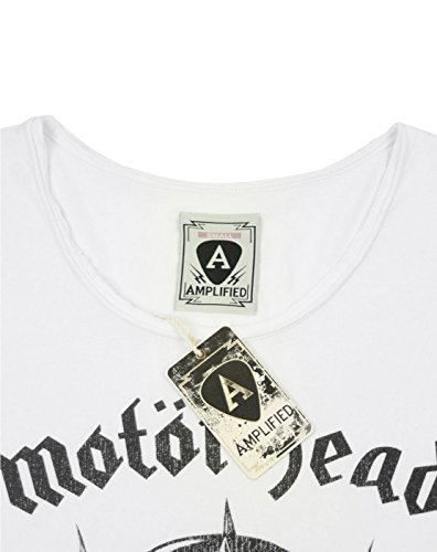 Amplified Clothing Motorhead Damen T-Shirt
