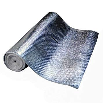 4' x 50' Infrared Blocker Thermal Heat Shield Reflector 50 ft Roll