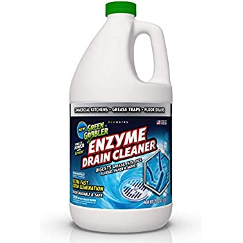 Amazon Com Green Gobbler Enzymes For Grease Trap Amp Sewer
