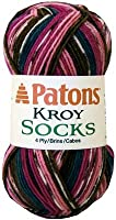 Kroy Socks Yarn-Burnished Sierra Stripes