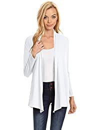 Amazon.com: Whites - Cardigans / Sweaters: Clothing, Shoes & Jewelry