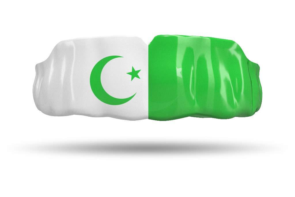Impact Custom Professional MMA/Boxing/Muay Thai Mouthguard (Islam)
